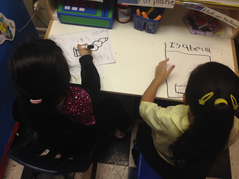 Kids-writing-in-the-writing-center